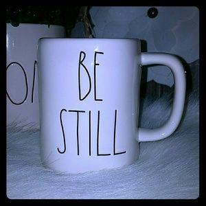 Rae Dunn beware still mug